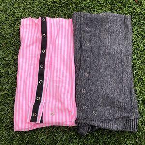 Lululemon vinyasa scarves (2)